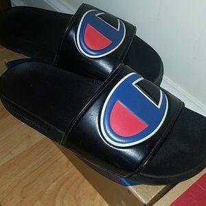 Champion Shoes - champion slides
